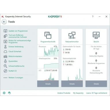 Kaspersky Internet Security 1 Gerät 2020 Multi Device