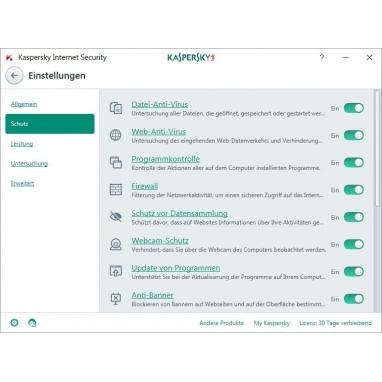 Kaspersky Internet Security 5 Geräte 2020 Multi Device Download Aktivierungsschlüssel
