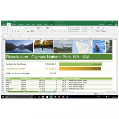Microsoft Office 2016 Home & Business für MAC Produktschlüssel Key Download