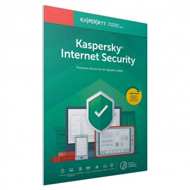 Kaspersky Internet Security 3 PC 2017 /  2016 Multi Device Aktivierungsschlüssel key download