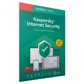 Kaspersky Internet Security 2019 1 PC 1 Jahr