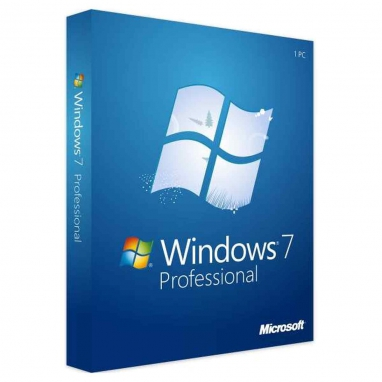 Windows 7 Professional SP1 32 / 64bit license download