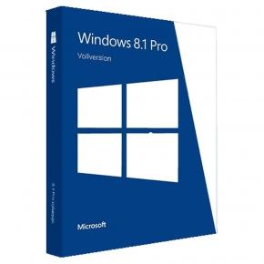 Microsoft Windows 8.1 Pro 32/64-bit