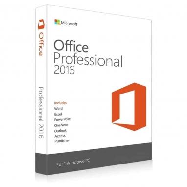 Office 2016 Professional Schlüssel download