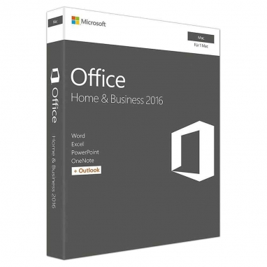 Microsoft Office 2016 Home & Business für MAC Produktschlüssel Key Download