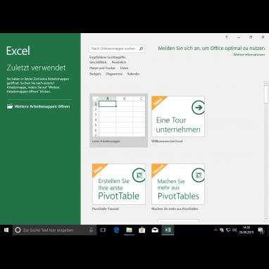 Microsoft Office 2016 Standard