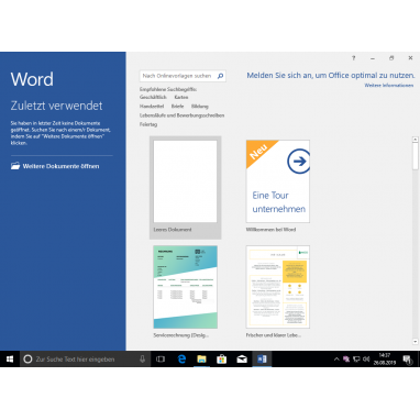 Microsoft Office 2016 Home & Student code download