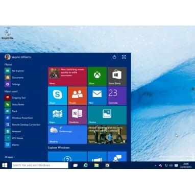 Windows 10 Pro 32 + 64-bit ESD Lizenz download