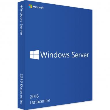 Microsoft Windows Server 2016 Datacenter