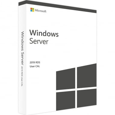 Microsoft Windows Server 2019 10 User CAL