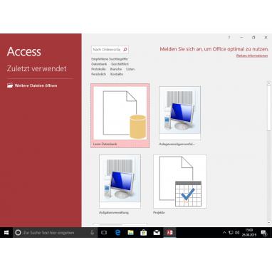 Microsoft Office 2019 Professional Plus Lizenz download