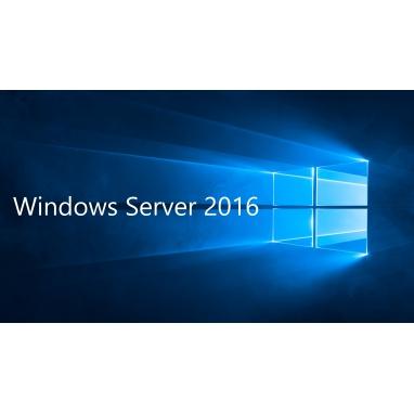 Microsoft Windows Server 2016 10 RDS User CAL