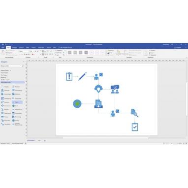 Microsoft Visio Standard 2019