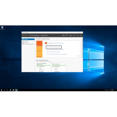 Microsoft Windows Server 2019 Standard 2 Core