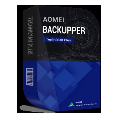 AOMEI Backupper technican plus
