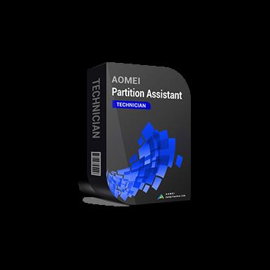 AOMEI Partition Assistant Technician Edition