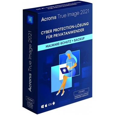 Acronis True Image 2021 1 Gerät PC/MAC